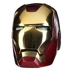 BLOG DOS BRINQUEDOS: The Avengers Iron Man Mark VII Helmet