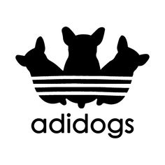 Check out this awesome 'Adidogs+Adi' design on @TeePublic! #style #fashion  #art #adidog #adidogs #funny #parody #adidas #AdidasParody