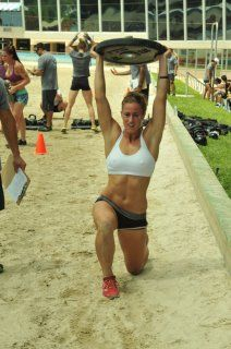 I love when I repin other people's pins of my badass crossfit coaches. Jenn Jones is my hero.
