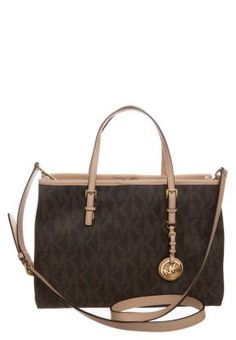 4f4151c87606 JET SET TRAVEL - Tote bag - brown