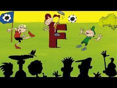 Freundschaftslied - F wie Fußball - Fußball Lied - Kinderlieder Sternschnuppe - YouTube