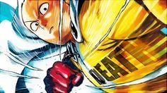 Angry Saitama, Bald anime boy wallpaper