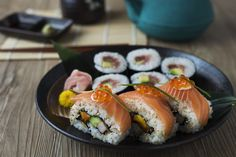 JAPANESE SUSHI ROLL COURSE | MIMICLAIRE'S KITCHEN STUDIO