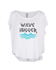 Women's Wave Hugger Surf Graphic Tee, Women's Boho Top, Flowy T-shirt,  Off the Shoulder Top, Loose Fitting Tops $18