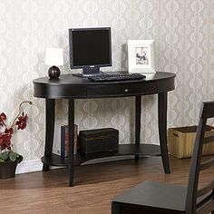 small computer desk... world market