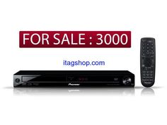 I want to sale my DVD Player Imported in brand new condition so plz cnt me buz i need money.