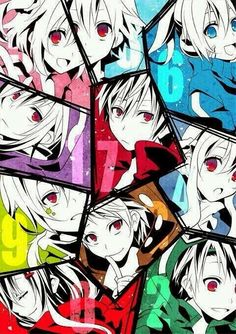 mekakucity actors in glass - Tìm với Google