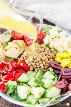 Italian Lentil Chopp