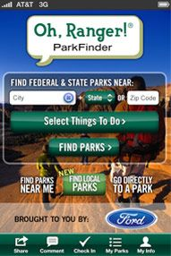 Oh, Ranger! | Your Guide to the Parks - local, state and national! also, a free app. We'd be lost without it!