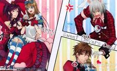 alice in the country of diamond outfits - - Yahoo Image Search Results Peter White, Amnesia, Crazy Things, Image Search, Wonderland, Alice, Joker, Hearts, Country