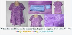 Luscious #SimplyVeraWang Purple Tunic Top Size XS Scoop Neck Short Sleeve #summer #fashion http://www.ebay.com/itm/Simply-Vera-Wang-Purple-Tunic-Top-Size-XS-Scoop-Neck-Short-Sleeve-/161723685532?ssPageName=STRK:MESE:IT…