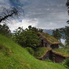 ruatic - Astruptunet museum;Sanddal, Sogn og Fjordane