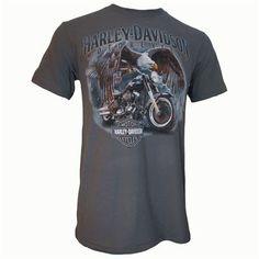 92645bf081a Harley-Davidson Eternity Of Thunder Mens - Dealer Tee   HarleyDavidsonBikersAllOverTheWorld Harley Davidson Merchandise
