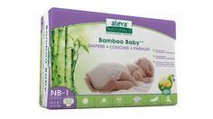 NEW Bamboo Baby Diapers! Available in 3 sizes! NB-1, 2 and 3!