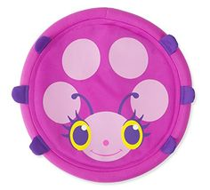 Melissa  Doug Sunny Patch Trixie Ladybug Flying Disc Catching Activity >>> For more information, visit image link. Note:It is Affiliate Link to Amazon.