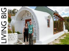 This off-the-grid home in Adelaide, Australia is something completely different! An Earthship is a radically sustainable and self-sufficient building which u...