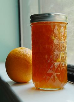 Orange Marmalade recipe- simplify it by zesting the fruit first, then peeling away pith, and food processing fruit. Add sugar to taste (not for preserving, must keep chilled)