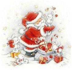 Foto Christmas Scenes, Noel Christmas, Christmas Clipart, Christmas Printables, Christmas Pictures, Christmas And New Year, All Things Christmas, Winter Christmas, Christmas Crafts