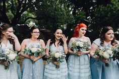 Urban Perth Wedding At Wolf Lane - Polka Dot Bride