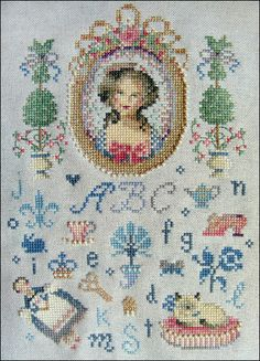 Cross Stitch Finishing, Cross Stitch Pictures, Cross Stitch Heart, Cross Stitch Alphabet, Cross Stitch Flowers, Cross Stitch Sampler Patterns, Cross Stitch Samplers, Cross Stitch Kits, Cross Stitching