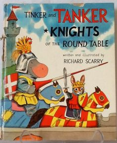 Vintage Childrens Story Book by Richard by AbundantArtsVintage, $35.00