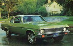 green 1972 nova | Recent Photos The Commons Getty Collection Galleries World Map App ...