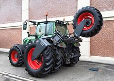 Tractor Decor, Homemade Tractor, Tractor Attachments, Tractor Pulling, Vintage Tractors, Gasoline Engine, Best Luxury Cars, Heavy Equipment, Monster Trucks