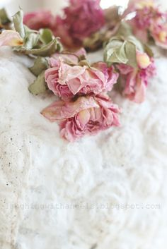 A todo Confetti is under construction Hand Flowers, Love Flowers, Dried Flowers, Beautiful Flowers, Rose Cottage, Shabby Cottage, Shabby Chic, Belle Image Nature, Nature Verte