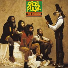 Steel Pulse True Democracy on LP from Warner Bros. Legendary U.K. Reggae Band Strikes Balance Between Social Commentary and Heartfelt Love Songs Helmed by Iconic Bob Marley, Peter Tosh Producer: Needs