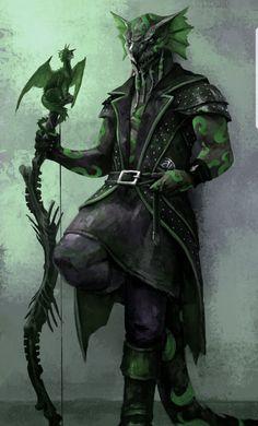 m Half Dragon Ranger Med Armor Longbow urban City street lg Dungeons And Dragons Art, Dungeons And Dragons Characters, Dnd Characters, Fantasy Characters, Fictional Characters, Fantasy Races, Fantasy Rpg, Dark Fantasy Art, Medieval Fantasy