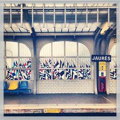 #paris #metro photo by @jackmcnll via http://mapa-metro.com/en/France/Paris/Paris-Metro-map.htm