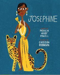 Josephine Baker! Fantastic artwork by one of our favourite illustrators: Christian Robinson http://theartoffun.com