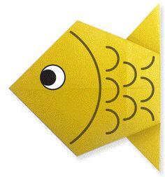 Çocuklar İçin Basit Origami