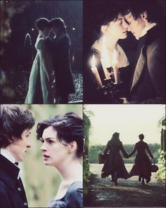 """What value will there be in life, if we are not together?""  Becoming Jane 2007."