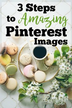 I love searching for creative ideas on Pinterest. It's not hard to make beautiful pins and gorgeous Pinterest graphics with this super easy PicMonkey Tutorial. Free downloadable cheat sheet.