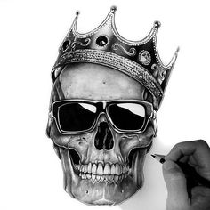 Marvelous Draw, Shade Realistic Eyes, Nose and Lips with Graphite Pencils Ideas. More About Draw, Shade Realistic Eyes, Nose and Lips with Graphite Pencils Ideas. Skull Tattoo Design, Skull Design, Skull Tattoos, Sleeve Tattoos, Tattoo Designs, Tatoos, Clown Tattoo, I Tattoo, Chef Tattoo