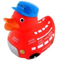 London Bus Rubber Duck