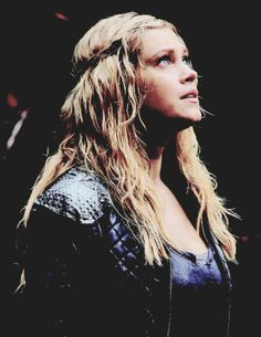 """{ b a e } """"Clarke. Clarke Griffin. My mother is a scientist in the Navy. My father is dead. No other way to put it. I'm 17, fearless, intelligent, a leader. And I'm not one for talking about myself. Don't waste my time, I won't waste you."""""""