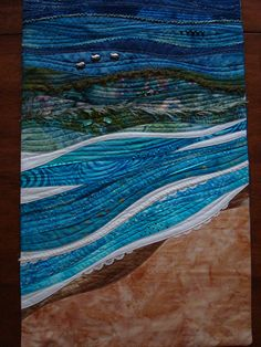 Quilted Seascape