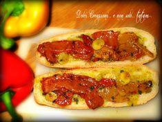 bruschetta peperoni