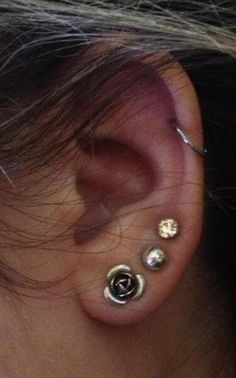 cartilage piercing earrings