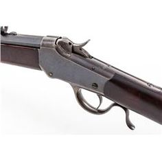 Winchester Low-Wall Single Shot Target Rifle