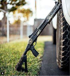 Tshirts For Shooters Tactical Shotgun, Tactical Gear, Weapons Guns, Guns And Ammo, Zombie Weapons, Combat Shotgun, Fire Powers, Firearms, Shotguns