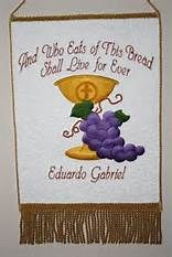 Catholic First Communion Banners - Bing Images