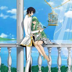 Descargar Cute-Anime-Couple LG Optimus L5 E612 HD Fondos de pantalla   mobile9