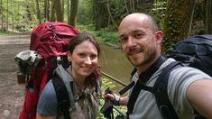 Malerweg – 1. Etappe – Wir-zwei-beide Europa Camping, Beide, Bags, Small Places, Hiking, Handbags, Bag, Totes, Hand Bags