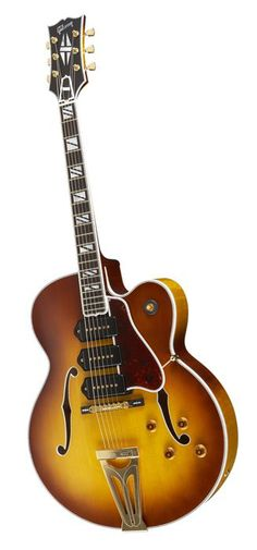 Gibson Custom Super 400 Hollowbody Iced Tea (via Musician's Friend)