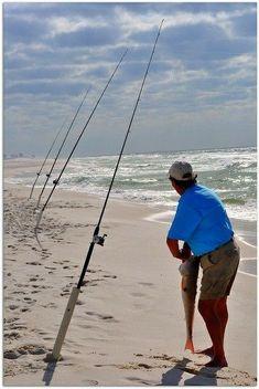 Kayak Fishing Anchor Click image to get the best surf fishing gear. Saltwater Fishing Gear, Fishing 101, Surf Fishing, Deep Sea Fishing, Gone Fishing, Best Fishing, Fishing Boats, Fishing Lures, Fishing Cart