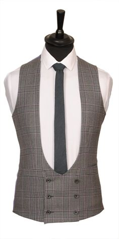 Bespoke Wedding Waistcoats & Cravats from King & Allen