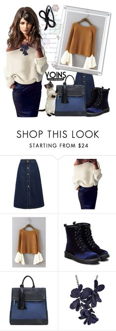 """""""Yoins"""" by irinavsl ❤ liked on Polyvore featuring Lanvin, Areaware, yoins and loveyoins"""